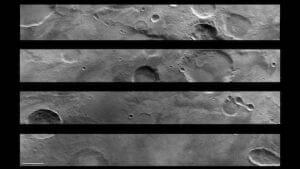 火星生命探すエクソマーズ 周回機「TGO」から初の地表撮影画像が到着