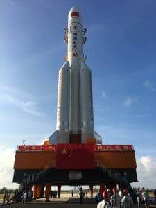 アリアンV、デルタIVに並べ! 中国の大型最新ロケット長征五号が打ち上げへ