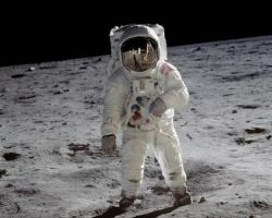 欲しいぞ! アポロ11号の「月面着陸50周年記念コイン」 米で計画中