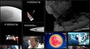GIFで宇宙の神秘を見よう! NASAの特集サイト公開 火星から彗星、ブラックホールまで