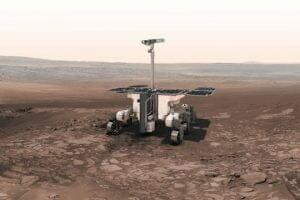 欧露の火星探査、事故乗り越え前進へ 「エクソマーズ2020」製造にゴーサイン