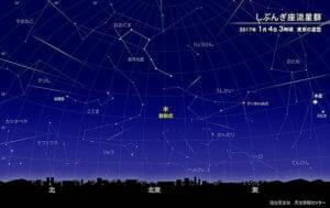今晩は「しぶんぎ座流星群」が見頃! 年初の3大流星群の観測条件やライブ中継情報は?