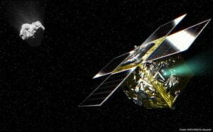 チュリュモフ・ゲラシメンコ彗星の水分子放出量決定 プロキオン探査機観測