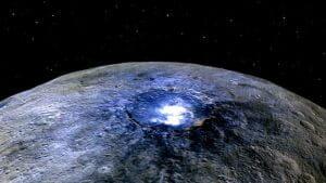 準惑星ケレスで「有機化合物」発見 生命体構成に重要