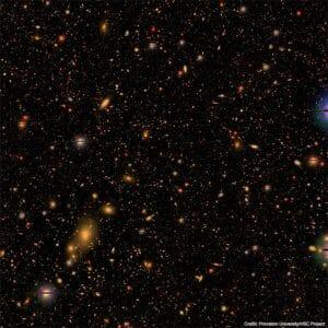 すばる望遠鏡、7000万個の銀河や星の観測データを公開