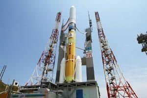 JAXA「H-IIA」とスペースX「ファルコン9」ロケット、ともに打ち上げ延期