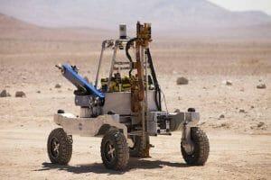 NASA、火星探査車のテストをチリのアタカマ砂漠にて実施