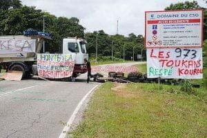 南米ギアナのロケット打ち上げ、従業員抗議により延期中 再開時期は不明