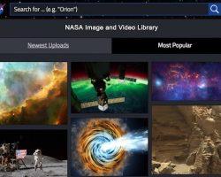 NASA、宇宙関連画像や動画、オーディオの巨大ライブラリを公開