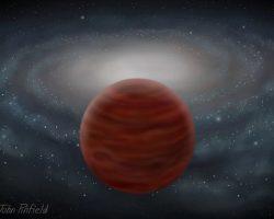記録破りに重くピュアな褐色矮星「SDSS J0104+1535」見つかる