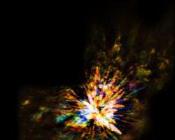 赤ちゃん星によるダイナミックな爆発、オリオン大星雲で観測