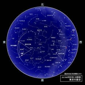「4月こと座流星群」が4月22日〜23日未明に見頃! 今年の観測条件は?