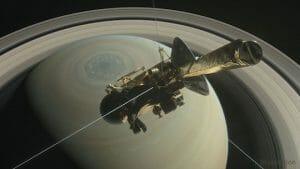 土星探査機「カッシーニ」、ついに土星の環内側を通過する最終ミッション開始へ!