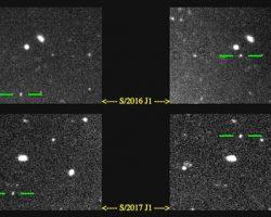 木星に「新たな衛星」2つ発見 衛星の数は合計69個に