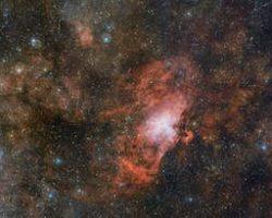 星が生まれる場所の3.3ギガピクセル画像 ヨーロッパ南天天文台が公開