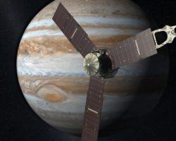 木星探査機「ジュノー」軌道投入から一周年! 今後「大赤斑」観測へ