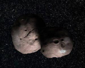 ニュー・ホライズンズの次期探査目標「2014 MU69」は2つの天体? あるいは変わった形の天体?