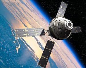 次世代宇宙船「オリオン」が初起動 ロッキード・マーティン製造