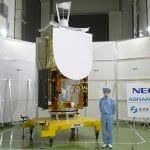 宇宙のハイエンドコンデジ、NECの新型地球観測衛星「ASNARO-2」公開