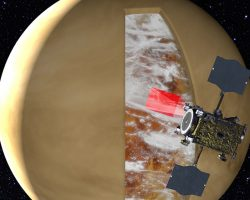 太陽系最大の謎、金星の気流に新発見 北海道大学とJAXAが発表