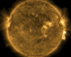 大型太陽フレア、9月11日に再観測 コロナガス地球到達は本日の見込み