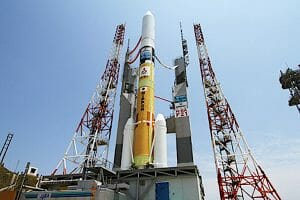 「H-IIA」ロケット、インマルサット衛星「Inmarsat-6」初号機の打ち上げ契約 2020年予定