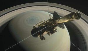 お疲れ、土星探査機「カッシーニ」! 本日夜に土星大気に突入しミッション終了