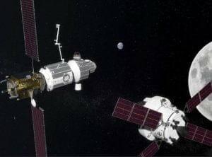 NASAとロシア、月周辺基地「ディープ・スペース・ゲートウェイ」で協力へ