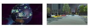 JAXAとグリー、VRやARで連携 人工衛星データによる共同コンテンツ開発