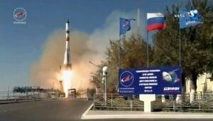 ロシア、ISSへ「プログレス補給船」打ち上げ実施 ソユーズロケット使用