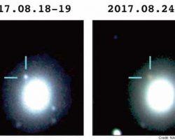 日本観測チーム、重力波天体の光を初観測 重元素誕生予測とほぼ一致