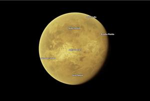 「Google マップ」に太陽系惑星や衛星データ追加 エンケラドゥスなど土星衛星も