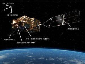 「しきさい」「つばめ」H-IIAロケットで12月23日10時頃に打ち上げへ