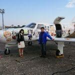 けものフレンズ痛飛行機がキャラバンフライト開始 佐賀から神戸など