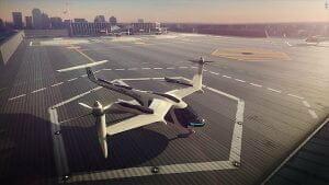 Uberの「空飛ぶタクシー」、2020年までにLAにてデモ飛行へ NASAと協力