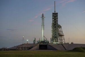 スペースX、謎ミッション「Zuma」打ち上げを11月16日夜に延期 米政府とノースロップ・グラマン関連
