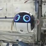 宇宙ドローン「Int-Ball」 金井宇宙飛行士の歓迎準備中!