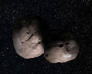 ニュー・ホライズンズ目標の「2014 MU69」、最低でも衛星が一つある?