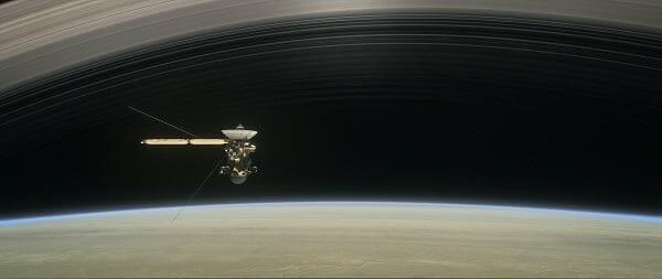 CGF STILL 00022 - 【宇宙】土星の環ができたのは「つい最近」の可能性、カッシーニ観測成果で浮上