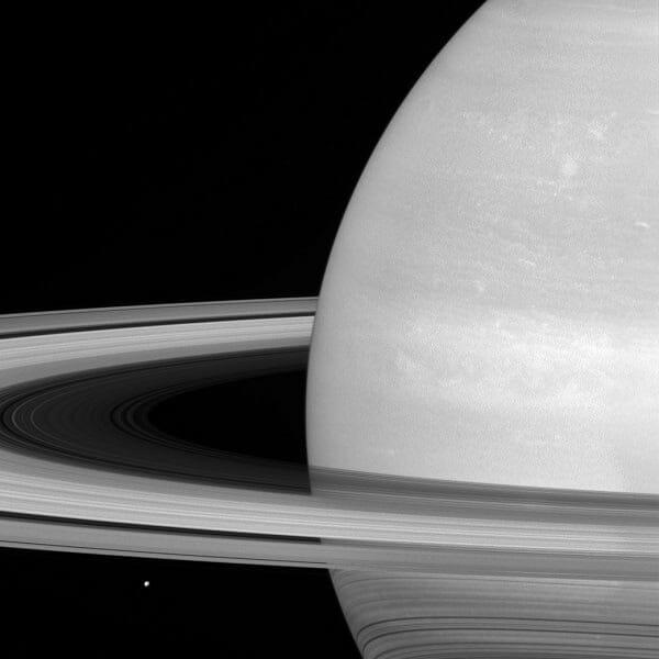pia20509 1041 - 【宇宙】土星の環ができたのは「つい最近」の可能性、カッシーニ観測成果で浮上