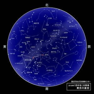1月4日早朝はしぶんぎ座流星群が極大 今年最初の3大流星群を観察しよう