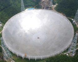 中国、世界最大の可動式電波望遠鏡「QTT」の計画認可