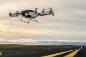 エアバスの空飛ぶタクシー「ヴァーハナ」初飛行に成功 自動操縦の1人乗り機体