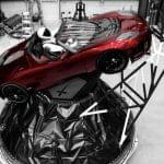 「ファルコン・ヘビー」明日打ち上げ&ブースター3本着陸へ テスラ・ロードスターとダミー人形も公開