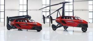空飛ぶクルマ「PAL-V Liberty」市販へ 商業モデルとして世界初謳う