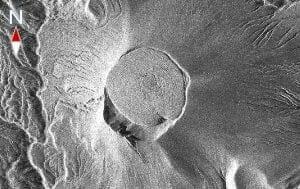 高性能小型レーダー衛星「ASNARO-2」の撮影画像が公開