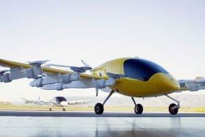 ラリー・ペイジ出資のKitty Hawk社、空飛ぶタクシー「Cora」をNZで実証テスト