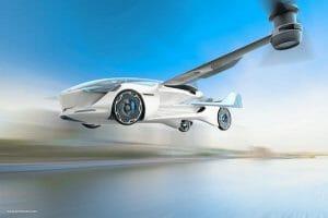 AeroMobil、VTOL可能な空飛ぶクルマ「AeroMobil 5.0」コンセプトを発表