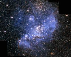 ハッブルが捉えた星のゆりかご