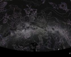 柏崎市立博物、新型光学式プラネタリウム「オルフェウス」採用 ハイブリッド・プラネタリウム実現